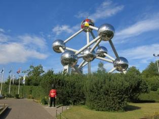 Ausblick von MiniEuropa